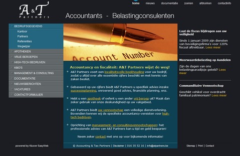 Bezoek de A&T Partners website.